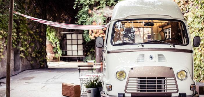 L'Estafette Truck Experience nació con el objetivo de dar servicio nómade tanto para eventos, publicidad o gastronomía.