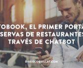 Chatobook, el primer portal de reservas de restaurantes a través de chatbot