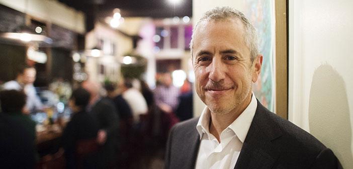 Danny Mayer es el fundador de Shake Shack y el presidente del grupo hostelero Union Square Hospitality.