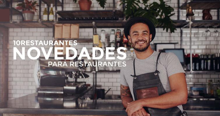 Novedades en 10Restaurantes.es