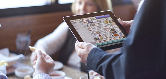 Están cambiando las hojas de comanda por las tablets debido a las ventajas que ofrecen.