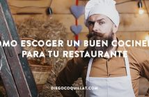Cómo escoger un buen cocinero para tu restaurante