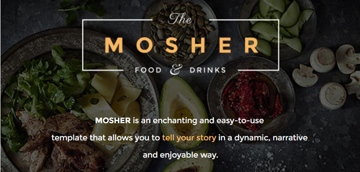 Esta es una buena opción para hacer publicidad de nuestro restaurante y atraer la atención de los potenciales consumidores.