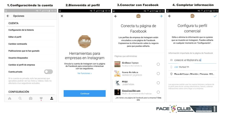 ¿Cómo activar un perfil de empresa en Instagram para restaurantes?