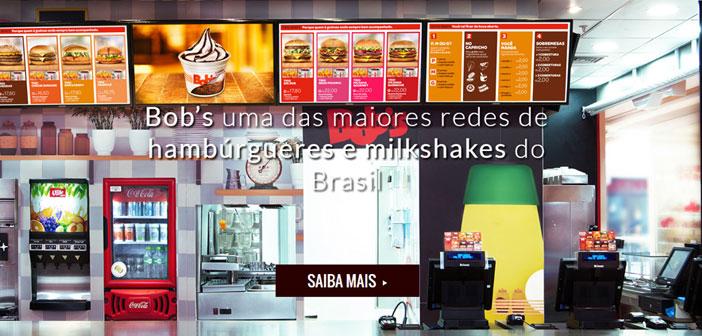 La cadena brasileña de comida rápida, Bob's, puso en marcha con gran éxito de ventas y aceptación por parte del público el envoltorio comestible para sus hamburguesas.