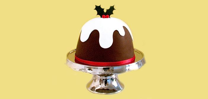 Que no falten los Christmas Cakes.