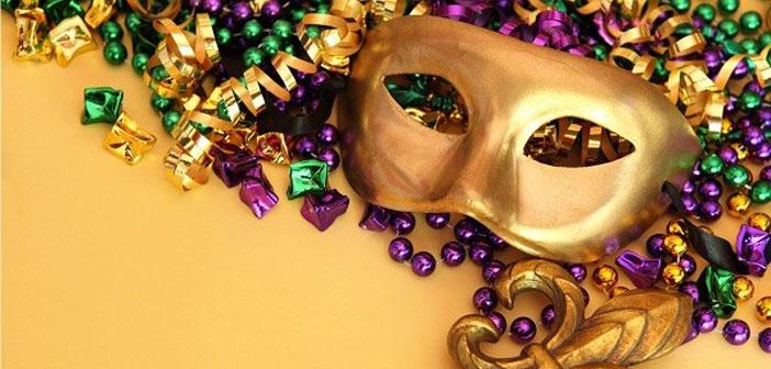 Febrero, el mes del carnaval.