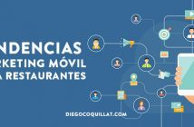 Tendencias de marketing móvil para restaurantes en 2017