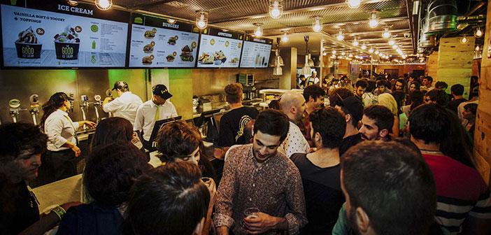 The Good Burger (TGB) es una cadena de restauración organizada, especializada en hamburguesas gourmet con inspiración neoyorkina, perteneciente al holding multimarca español Restalia, propietario a su vez de 100 Montaditos y Cervecería La Sureña.