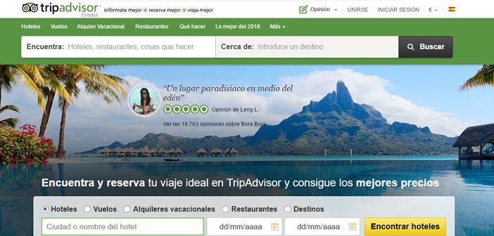 TripAdvisor tiene opiniones sobre restaurantes en el 99% de países del mundo. La calidad del servicio, la comida, instalaciones, trato del personal, etc…