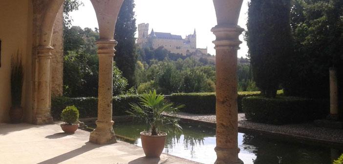 El monasterio de El parral, en el mismo Segovia, son un pequeño exponente de esta práctica.