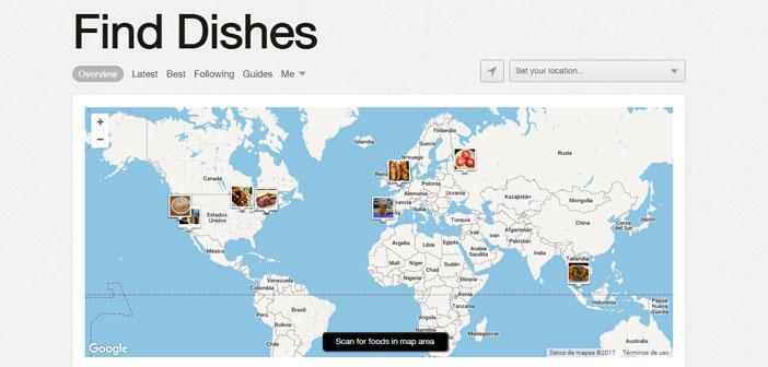 Esta aplicación consiste en una enorme recopilación de recomendaciones gráficas sobre restaurantes, o lo que es lo mismo, es una especie de Instagram alimentada por las fotos de los foodies en diferentes restaurantes.