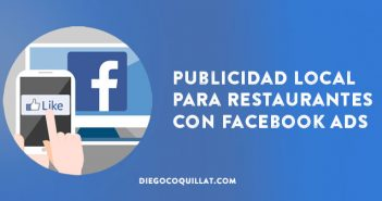 Publicidad Local para restaurantes con Facebook Ads