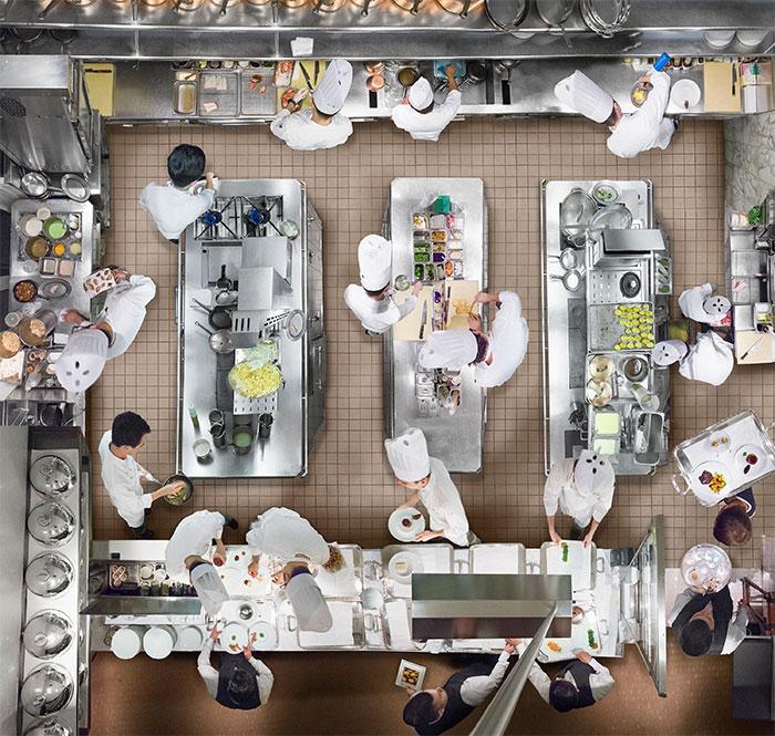 El cocinero siempre es un fiel aliado del proveedor, aunque sea probablemente el peor enemigo del empresario.