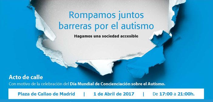 El 2 de abril también se conmemora el Día Mundial del Autismo, establecido en el año 2007 por la Asamblea General de las Naciones Unidas para concienciar a la sociedad sobre este trastorno y fomentar la inclusión de las personas que lo tienen.