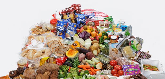 89 millones de toneladas de alimentos en buen estado se tiran a la basura sólo en los países del ámbito de la CEE.