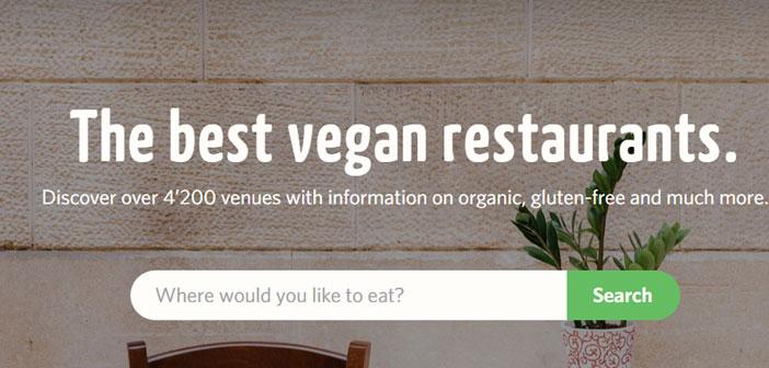 Vanilla Bean es una aplicación gratuita que centraliza más de 1.800 restaurantes veganos que se encuentran en Inglaterra, Irlanda, Irlanda del Norte, Escocia y Gales.