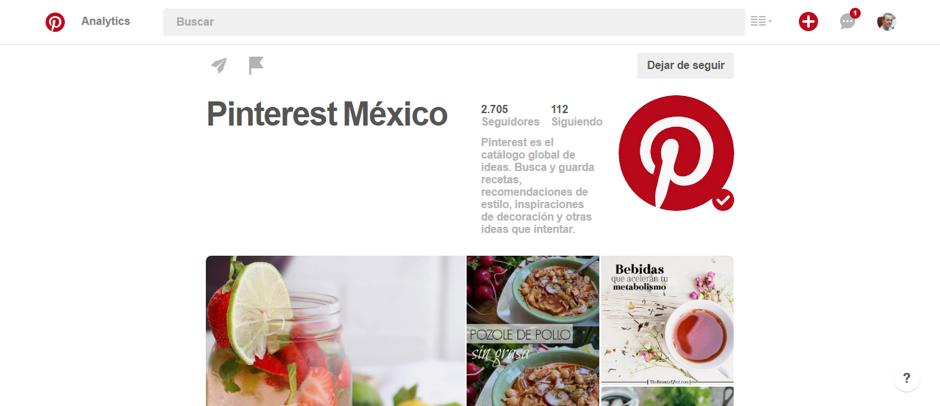 Pinterest México