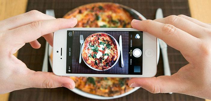 Ahora las fotos de tu comida serán más importantes que nunca.