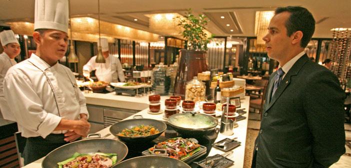 La regla de oro dentro de la hostelería es clara: mantener el gasto en materia prima entre el 25-30% del total del plato más o menos.