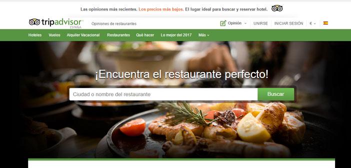 La relevancia de los comentarios digitales en la valoración de un restaurante.