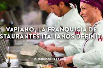 Vapiano, la franquicia de restaurantes italianos definitiva