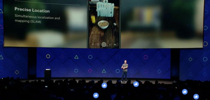 Aplicado a la industria de los restaurantes, las posibilidades son infinitas. Una de los nuevos usos de la aplicación será el poder convertir fotos 2D en 3D y añadir notas virtuales u objetos. ¿Imaginas subir una foto a Facebook con un elemento virtual que te explique los diferentes alérgenos?