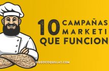 10 ejemplos de campañas de marketing para restaurantes que funcionan