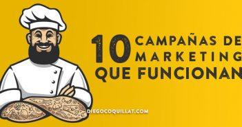 10 ejemplos de campañas de marketing para restaurantes que funcionan