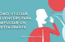 Cómo utilizar influencers para impulsar un restaurante