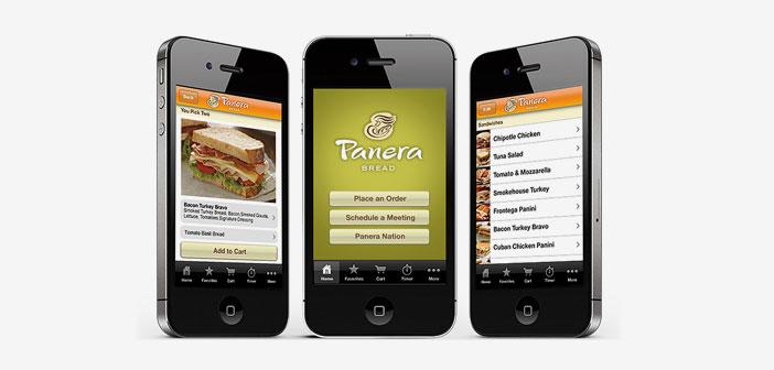 Panera Bread mejora sus cuentas gracias a los pedidos digitales
