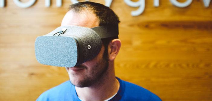 El primer proceso de selección de personal en un restaurante mediante gafas de realidad virtual.