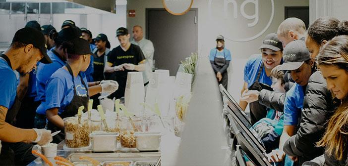 Honeygrow es una cadena de restaurantes de comida rápida pero casera que ha empezado a utilizar la realidad virtual para reclutar a sus nuevos empleados. Esta empresa tiene varios locales tanto en la ciudad de Filadelfia como en otros estados del oeste de EEUU como Pennsylvania, Nueva Jersey, Nueva York y Delaware.