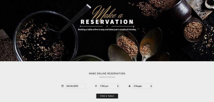 Tener un sistema de reservas online no es solo útil para los comensales. Los restaurantes pueden sacar un beneficio inmenso ya que pueden digitalizar sus operaciones, lo que hará que sean más eficaces.