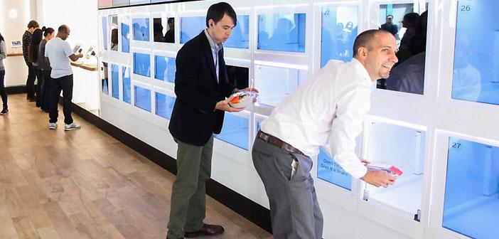 En 2015, la cadena de comida futurista Eatsa abrió un restaurante en el centro de la ciudad que además de ser vegetariano, estaba especializado en la utilización de material sostenible como cuencos de quinoa, la recolección de alimentos para las elaboraciones del menú y la automatización de los procesos como el pedido.