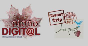Participo-en-el-I-Otoño-Digital-en-León-y-Tweet-Tryp-en-Logroño