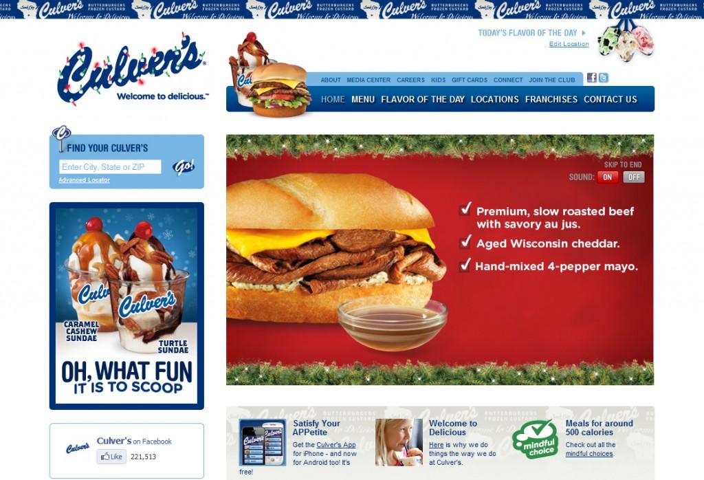 culvers.com