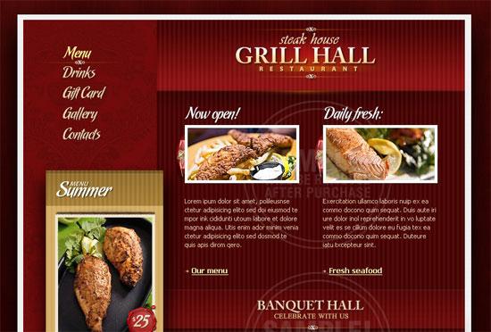 Steak House - Grill Hall Restaurant