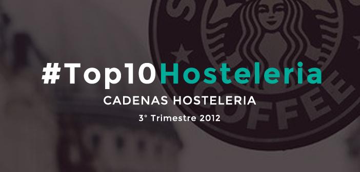 Top10-de-Cadenas-de-Hostelería-en-Redes-Sociales-en-España-[3T2012]
