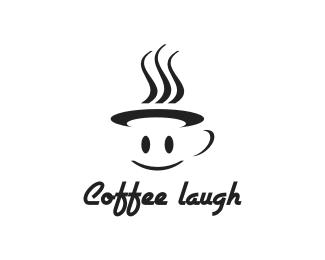 Coffee laugh