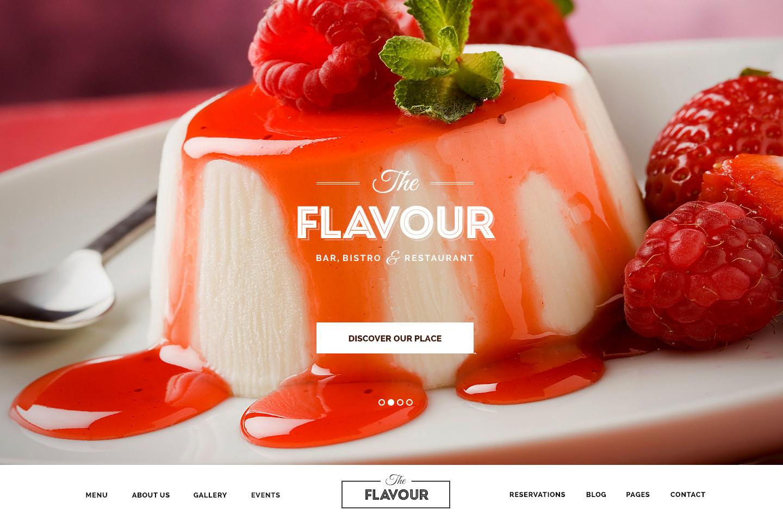 30 temas de WordPress para un restaurante (II)