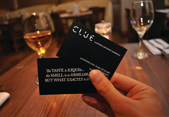 Clue-Bar & Restaurant