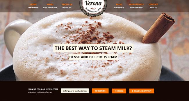 Verona Restaurant Cafe