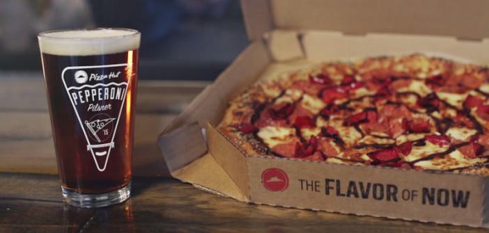 Cerveza con sabor a pizza: la broma que acabó convirtiéndose en realidad