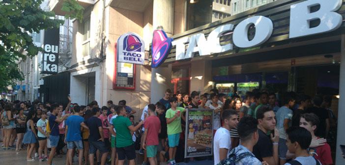 Taco Bell à Alicante