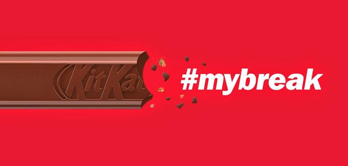 campagne KitKat avec Youtube
