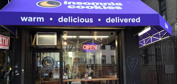 Local insomnia cookies