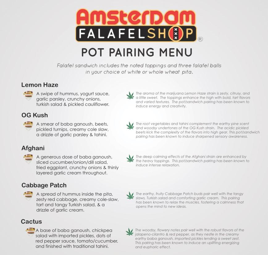 Amsterdam Falafel Boutique