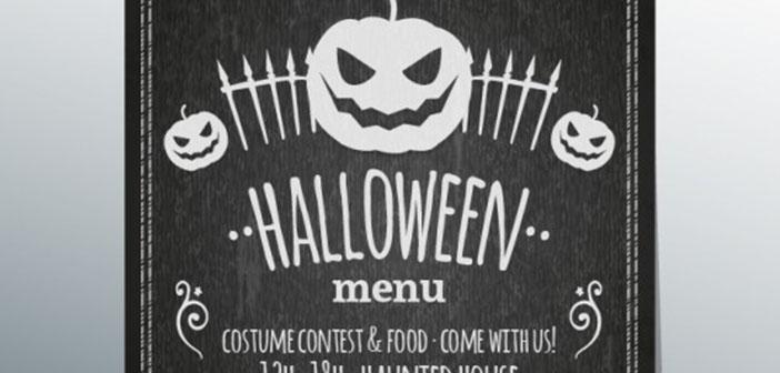 idées de menu pour Halloween