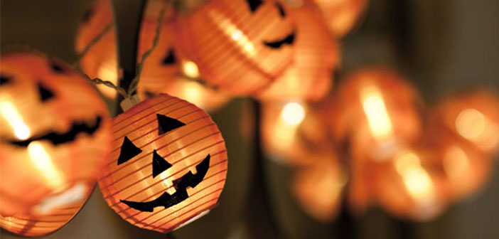 citrouille-éclairage Halloween